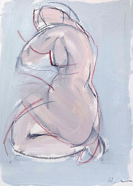 Heidi Lanino, 'Kind of Blue I', 2020
