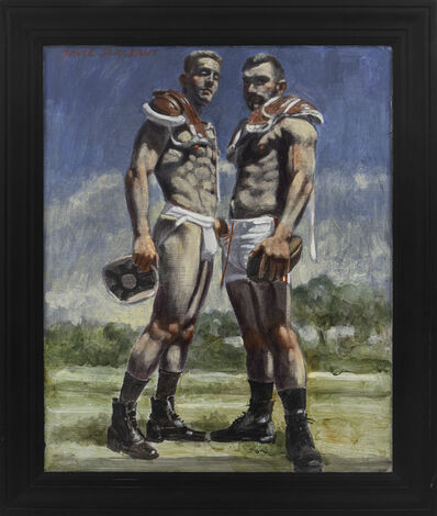 Mark Beard, '[Bruce Sargeant (1898-1938)] Team Players', n.d.