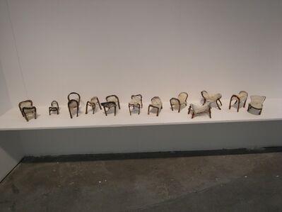 Liang Shaoji, 'Natural Series No. 10/Bed', 1993