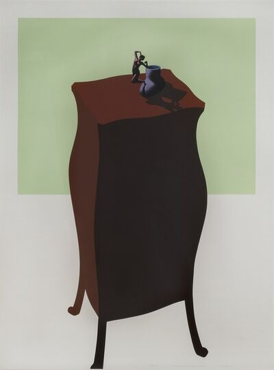 Ken Price, 'French Figurine Cup', 1971