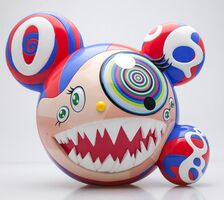 Takashi Murakami, 'Mr. DOB', 2016