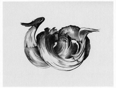 Georgia O'Keeffe, 'Plate X Ram' Horn', 1968