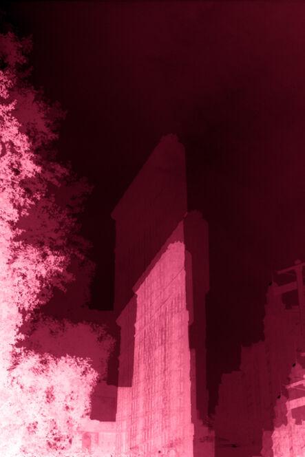 Erik Steffensen, 'Red Flatiron Building ', 2015