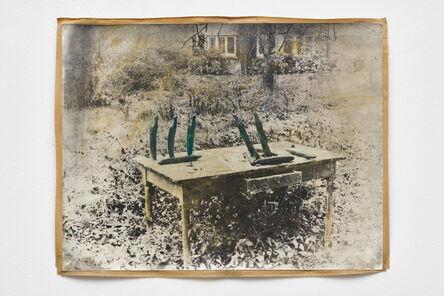 Johannes Brus, 'Gurkenparty (Cucumber Party)', 1971