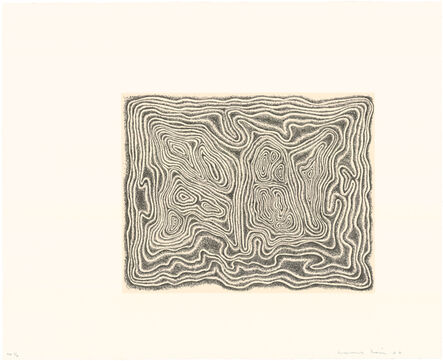 James Siena, 'Twisting Slab', 2007
