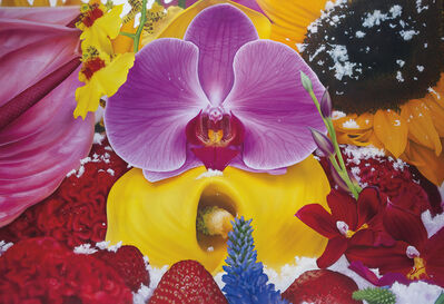 Marc Quinn, 'Pitons of St Lucia', 2010