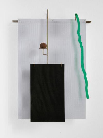 David Casini, 'Ritratto di giovane con lucerna', 2016