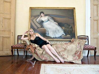 Joe Zammit-Lucia, 'Jennifer Coolidge - Lower Garden District', 2009
