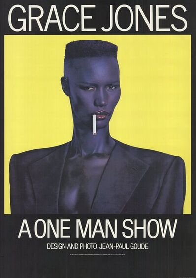 Jean-Paul Goude, 'Grace Jones', 1981