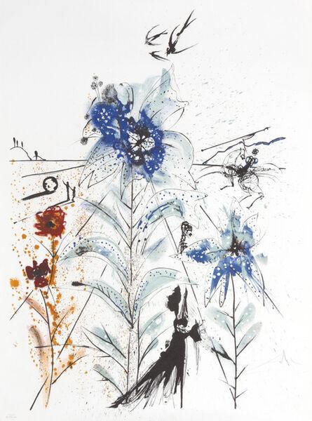 Salvador Dalí, 'Flower Magician', 1972