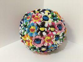 Takashi Murakami, 'Plush Flowerball 400mm', 2008