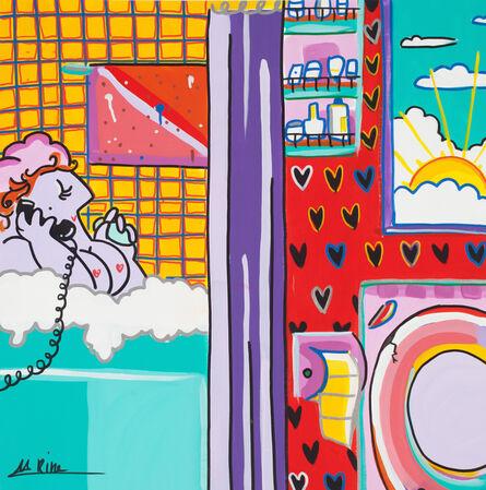 Rina Maimon, 'Bubbles Date Night - Tripych ', 2013