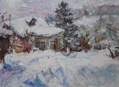 Ulrich Gleiter, 'February Day', 2017