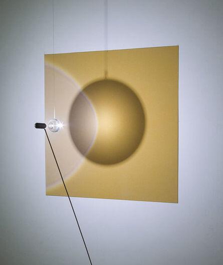 Fabrizio Corneli, 'Halo yellow', 2015