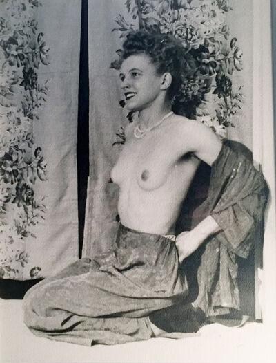 Eugene Von Bruenchenhein, 'Untitled', ca. 1940