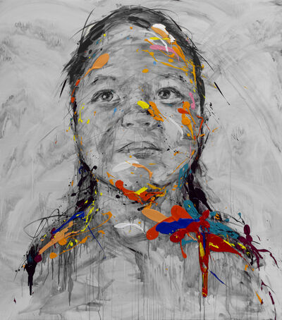 Hom Nguyen, 'Empreinte', 2021