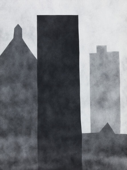 William Carroll, 'NEW YORK 86', 2018