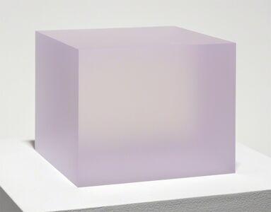 Peter Alexander, '7/12/17 (Pink Box)', 2017