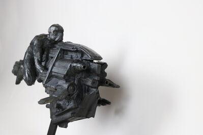 Christophe Charbonnel, 'Course de vaisseaux, pilote 2', 2019