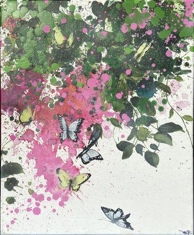 Xenz, 'Butterfly Dance II', ca. 2019