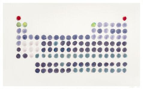 Suzanne Caporael, 'Origins of the Elements', 2019
