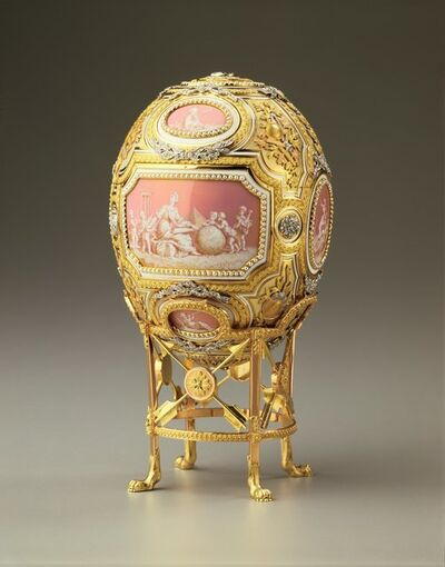 House of Fabergé, 'Catherine the Great Easter Egg', 1914