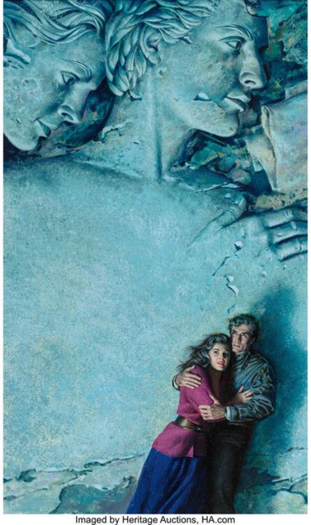 Morgan Kane, 'The Night Stalker, probable paperback cover'