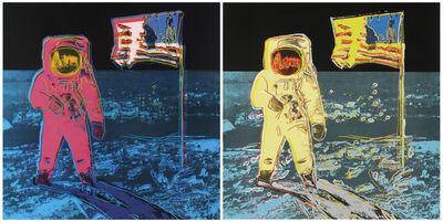 Andy Warhol, 'Moonwalk (II.404-405)', 1987