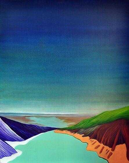 Jiseon Kim, 'Deep-Blue Sky', 2014