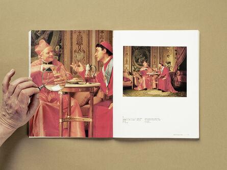 Matts Leiderstam, 'After Image (The Cardinals' Friendly Chat)', 2011