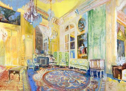 Jane Irish, 'Yellow Room, Study for Save Waller Street', 2007