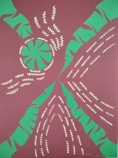Moisès Villèlia, 'Untitled', 1974