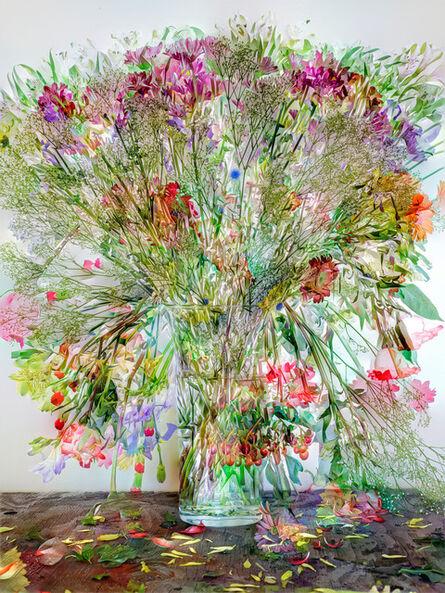 Abelardo Morell, 'Flowers for Lisa #1', 2014