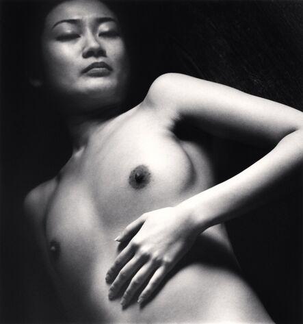 Michael Kenna, 'Ayako, Study 2, Japan', 2009
