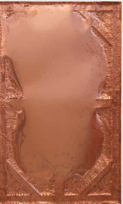 Isaac Resnikoff, 'Untitled (Hammered Copper #10)', 2015