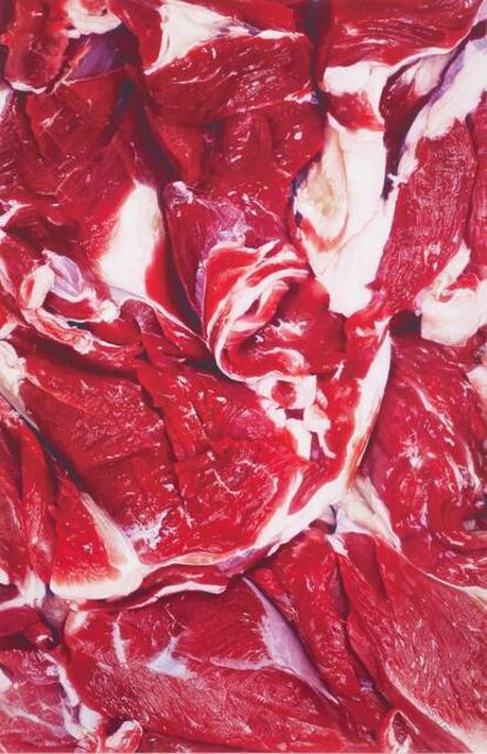 Marc Quinn, 'On Vegetarianism', 2016