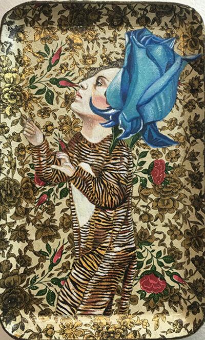 Lori Field, 'Camouflage', 2017