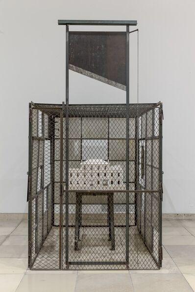 Louise Bourgeois, 'Cell (Choisy)', 1990-1993