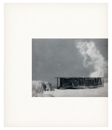 Elena Damiani, 'Behind Curtain', 2012