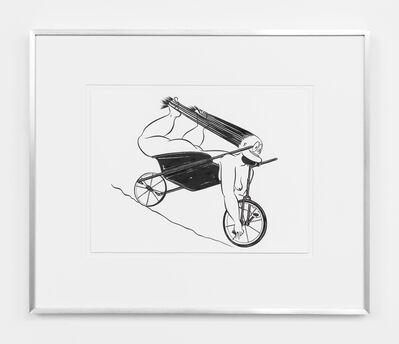 Ebecho Muslimova, 'Fatebe Wheelbarrow Unicycle', 2017