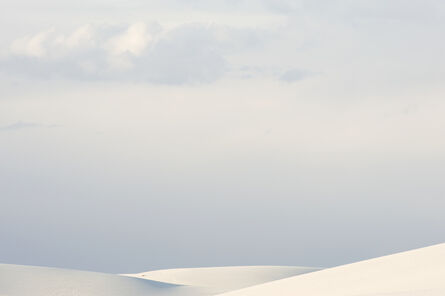 Renate Aller, 'White Sands, February 2012', 2012
