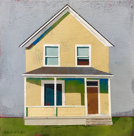 Justin Wheatley, 'House on Almond Street', 2018