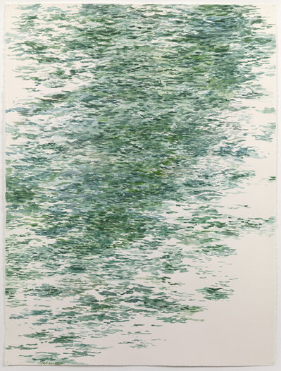 Melissa McGill (b. 1969), 'Venetian Lagoon Study', 2020