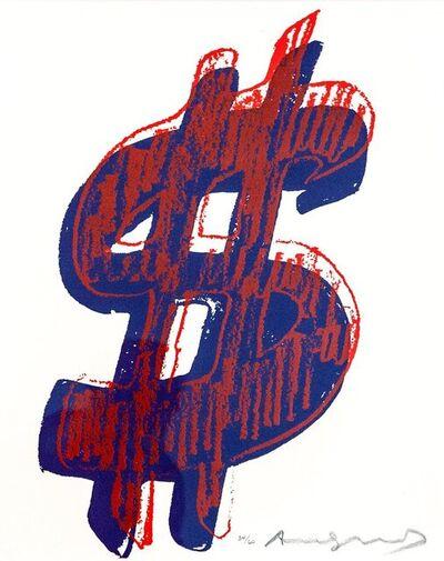 Andy Warhol, 'Single Dollar (FS. II. 277)', 1982