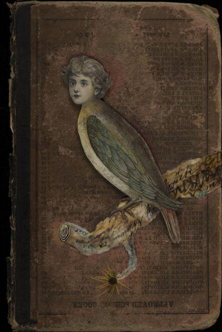 Jenny Honnert Abell, 'Book Cover No. 188', 2017
