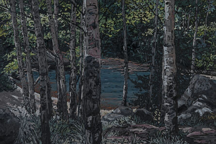 Deb Komitor, 'A Place of Peace and Ease', 2015