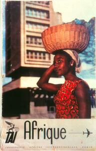Christopher Williams, 'TAI Afrique - Transport aeriens intercontinentaux Paris, ca 1960', 1997