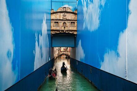 Steve McCurry, 'Venetian Canal, Italy', 2011