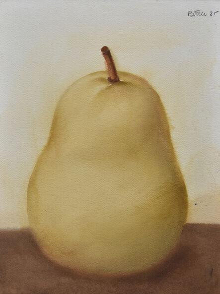 Fernando Botero, 'Pera', 1985