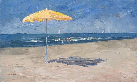 Nelson White, 'The Yellow Umbrella', 2016